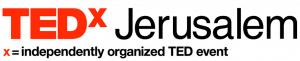 TEDx Jerusalem Logo